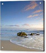 Soft Blue Skies Acrylic Print