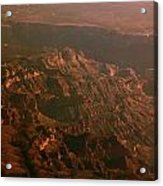 Soft Early Morning Light Over The Grand Canyon 3 Acrylic Print