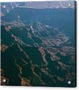 Soft Early Morning Light Over The Grand Canyon 4 Acrylic Print