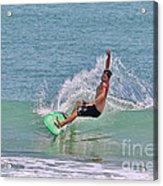 Soft Surf Acrylic Print