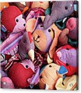 Soft Toys 02 Acrylic Print