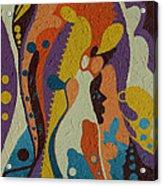 Sojourners Acrylic Print