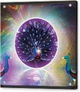 Solar Flares Acrylic Print