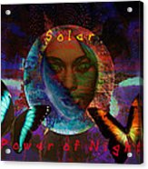 Solar Night Acrylic Print