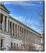 Soldier Field - 2 Acrylic Print