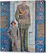 Soldier To Sedam Acrylic Print by Sharla Fossen