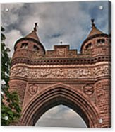 Soldiers And Sailors Memorial Arch Acrylic Print