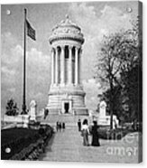 Soldiers Memorial - Ny Acrylic Print