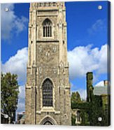 Soldiers Tower 4 Acrylic Print