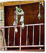 Soleri Bells II Acrylic Print