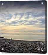 Solice On The Beach Acrylic Print