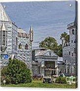 Solomon's Castle Ona Florida Acrylic Print
