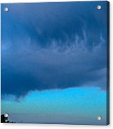 Something About The Weather Acrylic Print