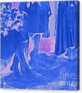 Something Old Something New Something Borrowed Something Blue By Jrr Acrylic Print