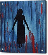 Something Wicked This Way Comes Acrylic Print