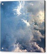 Somewhere Over Georgia Acrylic Print