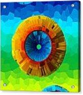 Somewhere Over The Rainbow 2 Acrylic Print