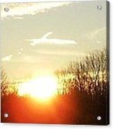Son Above The Sun Acrylic Print