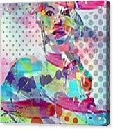 Song Acrylic Print
