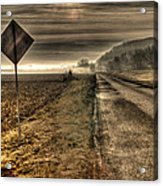 Song Of The Open Road Acrylic Print