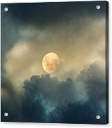 Song To The Moon Acrylic Print