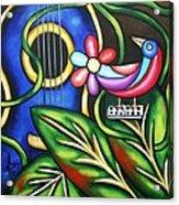 Songbird Acrylic Print