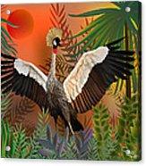 Songbird - Limited Edition 2 Of 20 Acrylic Print