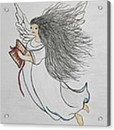 Songs Of Angels Acrylic Print