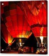 Sonoma County Hot Air Balloon Classic Acrylic Print