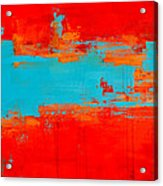 Sonoran Sunset 2 Acrylic Print