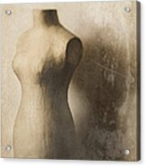 Sophistication Acrylic Print by Amy Weiss