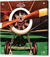 Sopwith Camel Airplane Acrylic Print
