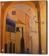 Sorento Scene Acrylic Print