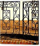 Sorosis Gate Acrylic Print