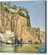 Sorrento Acrylic Print by Emanuel Stockler