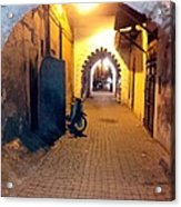 Souk Part Two Acrylic Print