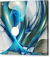 Soul Blueprint Acrylic Print