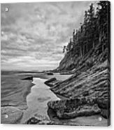 Soul Without Color Acrylic Print
