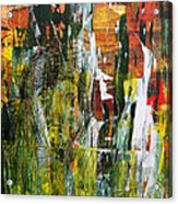 Souled Forest Acrylic Print by Fromatoz arts