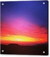 Soulful Sunrise Acrylic Print