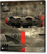 Sound Zeppelins Acrylic Print