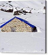 South Annapurna Base Camp - Nepal 04 Acrylic Print