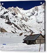 South Annapurna Base Camp - Nepal 05 Acrylic Print