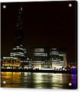 South Bank London Acrylic Print