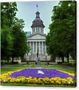 South Carolina State House Acrylic Print