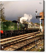 South Devon Departure  Acrylic Print