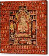 South East Asian Art Acrylic Print