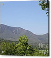 South Hancock Mountain New Hampshire Acrylic Print