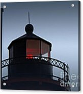 South Haven Light Acrylic Print