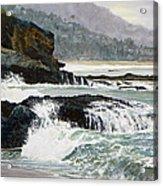 South Laguna Acrylic Print